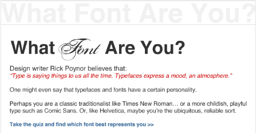what-font