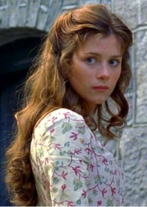 Anna Friel as Flora in St. Ives (1998)