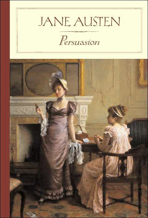Fun Friday: Romance Novels that Shaped Me | KayeDacus.comPersuasion Book Cover