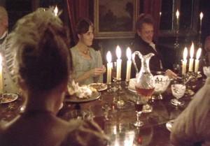 Regency Dinner Party