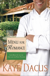 Menu for Romance Cover 4-30-09