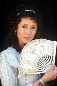 Cherie Lunghi as Lady Augusta Pembroke from RH