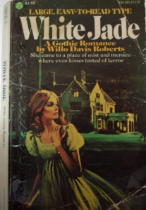 White Jade by Willo Davis Roberts