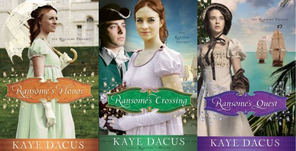 The Ransome Trilogy
