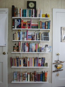 Main Fiction Shelves