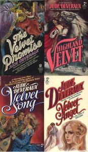 Velvet Quadrilogy