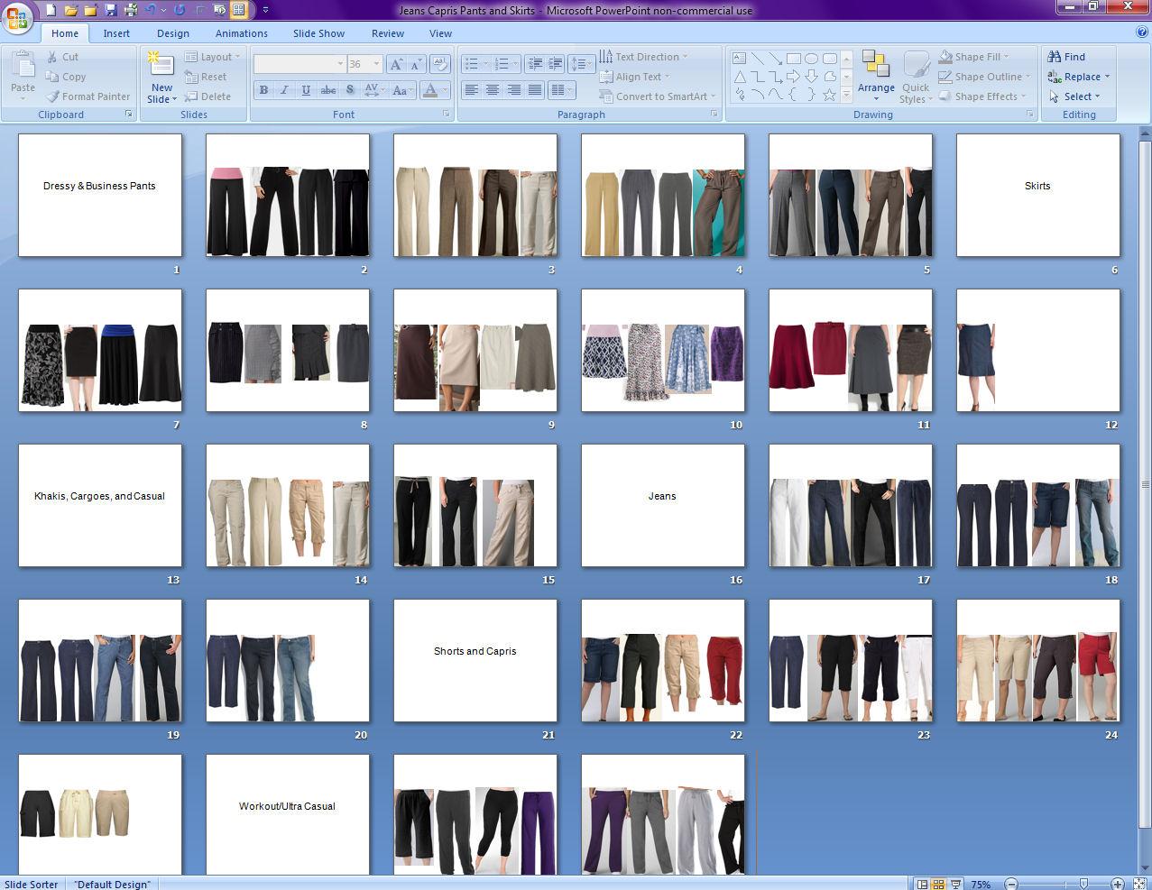 Fun Friday–Virtual Shopping       and Virtual Dressing
