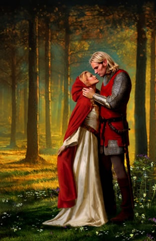 medieval romance Medieval courtly love get medieval facts medieval courtly love the romance of medieval courtly love practised during the medieval times of the middle ages was combined with the code of chivalry and the art of chivalry.