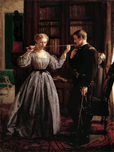 The Consecration by George Cochran Lambdin, 1861