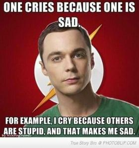 Sheldon TBBT