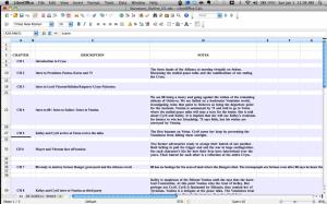 Excel/Spreadsheet