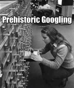prehistoric-googling