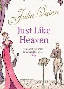 Just Like Heaven by Julia Quinn