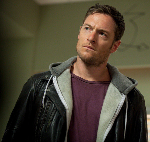 Tahmoh Penikett as the angel Gadreel on Supernatural (The CW)