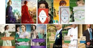 Books by Kaye Dacus