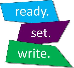 Ready, Set, Write! Planning, Preparing, and Writing Your Novel This Year | KayeDacus.com