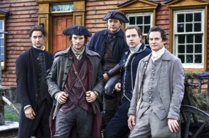 #CostumeDrama Thursday: Sons of Liberty (2015) | KayeDacus.com