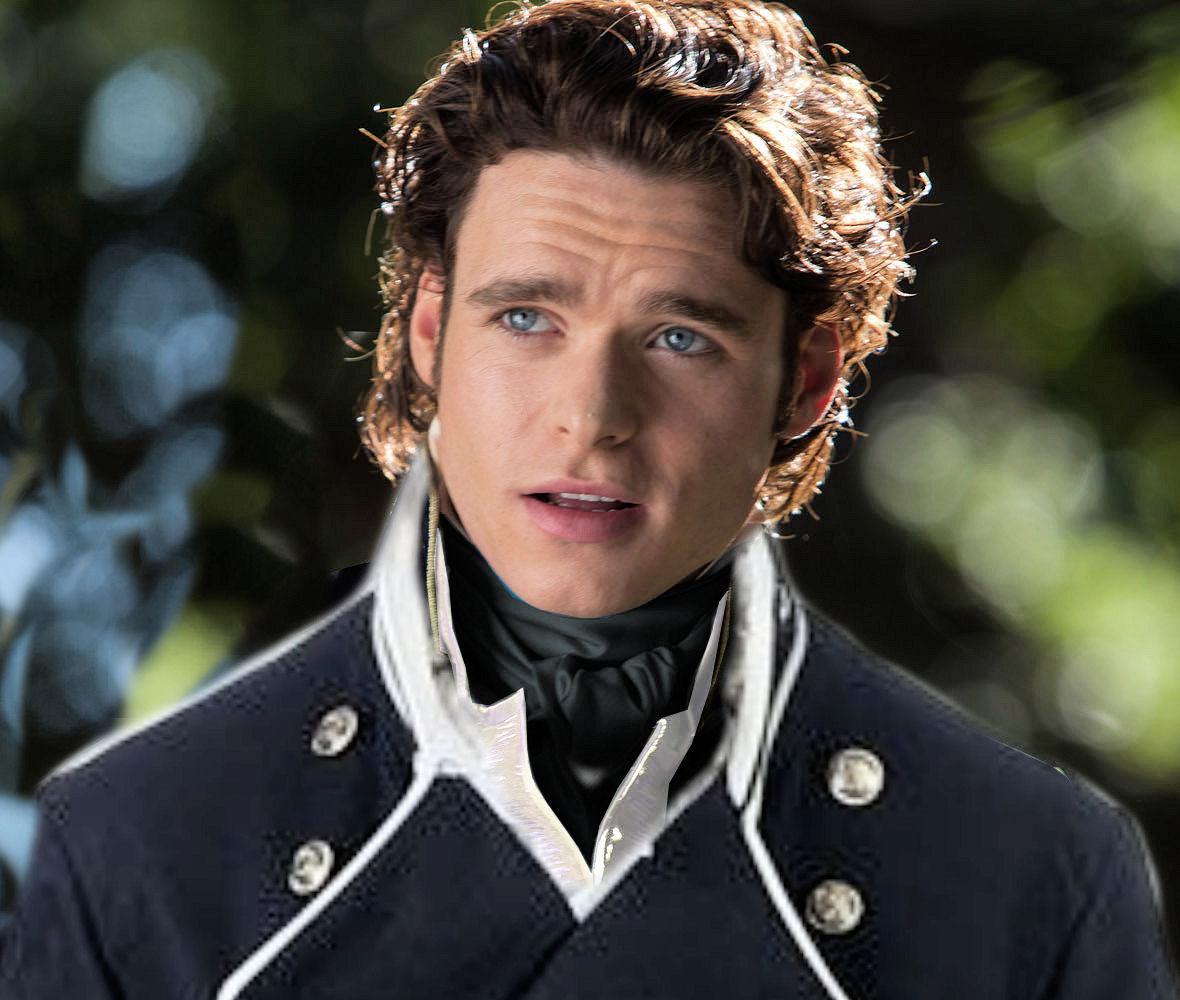 Richard Madden As Capt Nicholas Stanhope