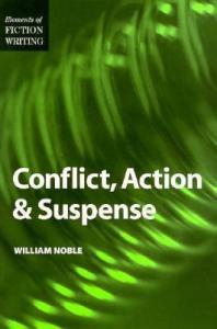 Writing Advice from the Bookshelf: William Noble on Subtlety and Misdirection | KayeDacus.com