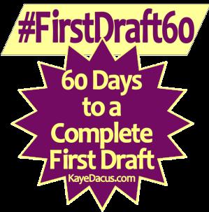 #FirstDraft60 | KayeDacus.com