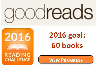2016 Reading Goals