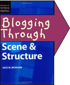 Blogging Through 'Scene & Structure' | KayeDacus.com