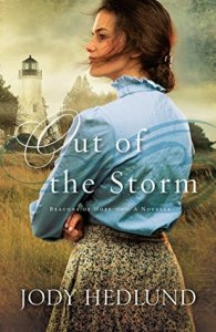 Out of the Storm by Jody Hedlund