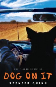 Dog On It by Spencer Quinn | Review on KayeDacus.com