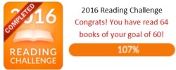 2016 Reading Goals