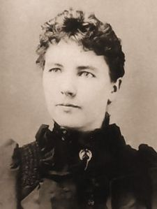 Laura Ingalls Wilder (source)